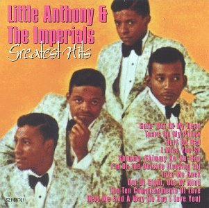 Little Anthony & Imperials Greatest Hits 10 Best