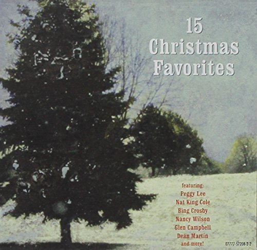 15 Christmas Favorites 15 Christmas Favorites