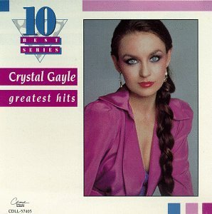 Crystal Gayle Greatest Hits 10 Best