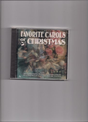 Favorite Christmas Carols Favorite Christmas Carols