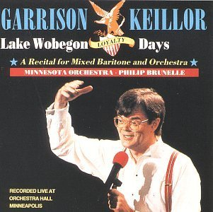 Garrison Keillor Lake Wobegon Loyalty Days
