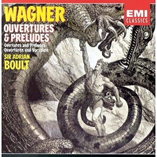 Sir Adrian Boult Wagner Orchestral Wks 2 CD Boult Various