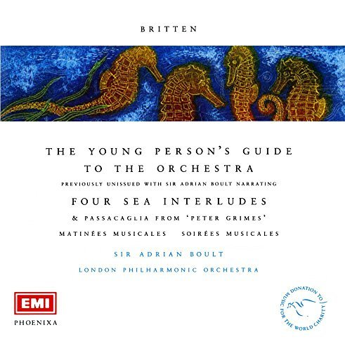 Adrian Boult Britten Young Person's Guide