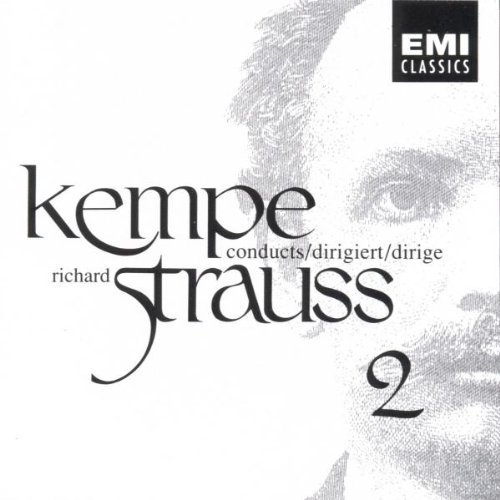 R. Strauss Orchestral Works Vol. 2