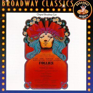 Broadway Cast Follies Smith Nelson Collins Mcmartin