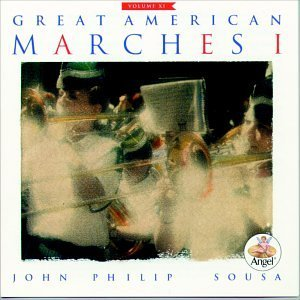 Great American Marches Vol. 1 Hoskins Royal Marines Band