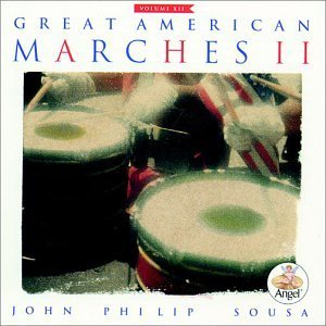 Great American Marches Vol. 2 Hoskins Royal Marines Band
