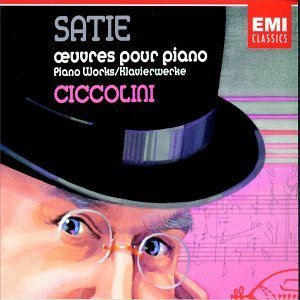 E. Satie Piano Works Ciccolini*aldo (pno) 2 CD Set