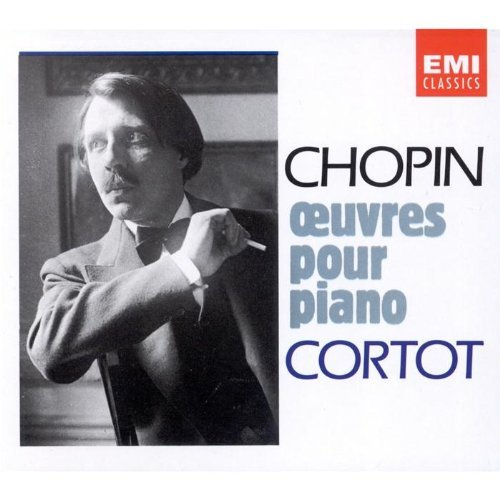 Chopin F. Piano Works Cortot*alfred 6 CD Set