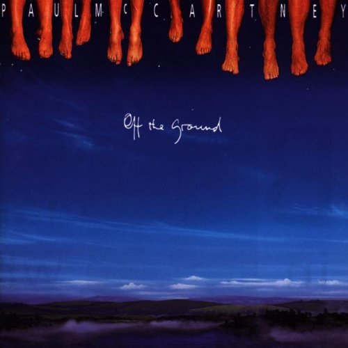 Mccartney Paul Off The Ground Import Gbr