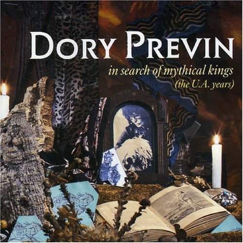 Dory Previn In Search Of Mythical Kings Import