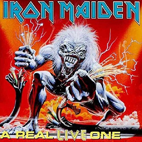 Iron Maiden Real Live One