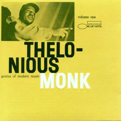 Monk Thelonious Vol. 1 Genius Of Modern Music