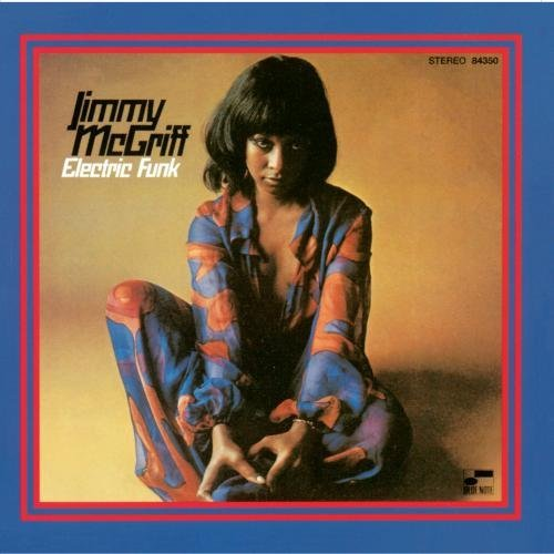 Jimmy Mcgriff Electric Funk