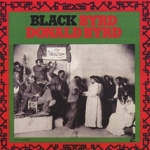 Donald Byrd Blackbyrd