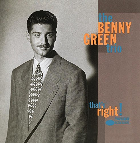 Benny Trio Green That's Right!