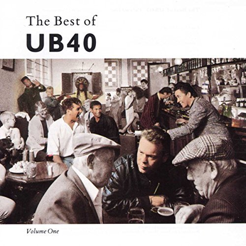 Ub40 Vol. 1 Best Of Ub40 Import Can