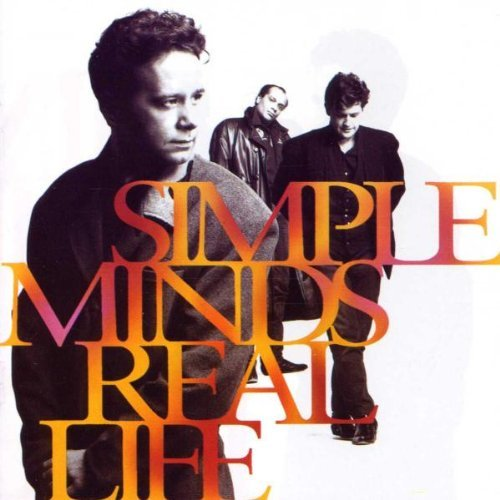 Simple Minds Real Life Import Aus