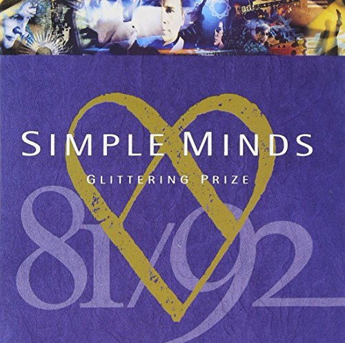 Simple Minds Glittering Prize Best Of Import Eu