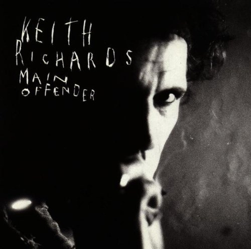 Keith Richards Main Offender