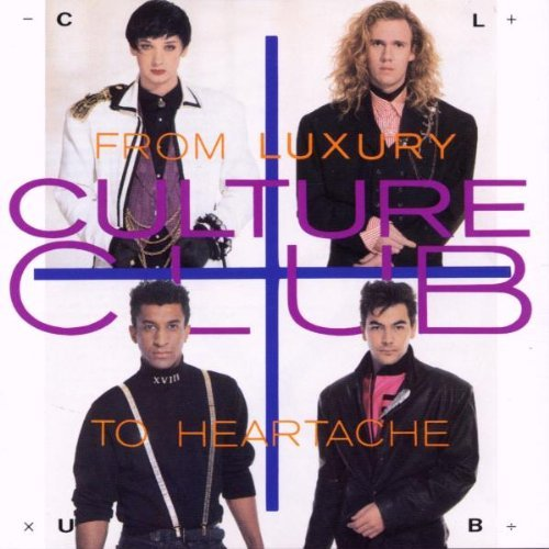 Culture Club From Luxury To Heartache Import Deu