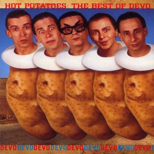 Devo Hot Potatoes The Best Of Devo Import Gbr