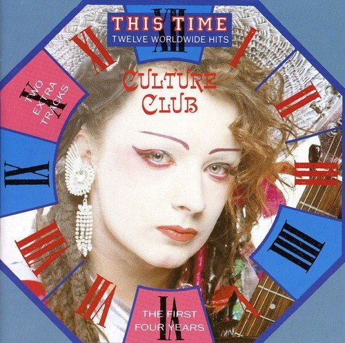 Culture Club This Time Import Eu