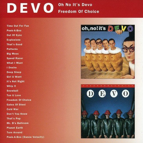 Devo Oh No It's Devo Freedom Of Cho Import Eu