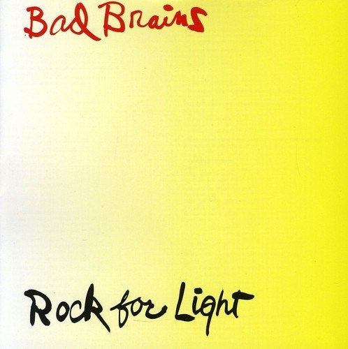 Bad Brains Rock For Light Import Eu