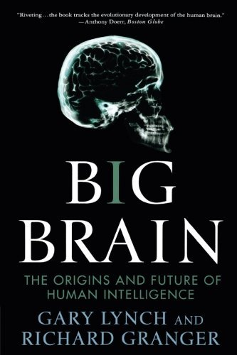 Gary Lynch Big Brain The Origins And Future Of Human Intelligence