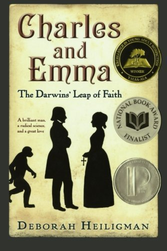 Deborah Heiligman Charles And Emma The Darwins' Leap Of Faith