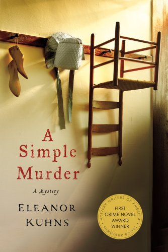 Eleanor Kuhns A Simple Murder A Mystery