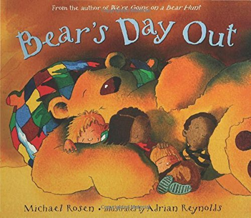 Michael Rosen Bear's Day Out