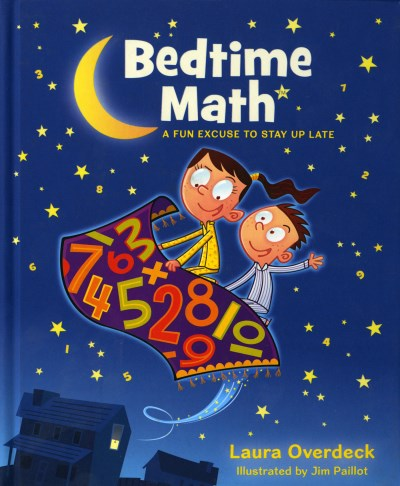 Laura Overdeck Bedtime Math A Fun Excuse To Stay Up Late