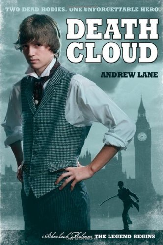 Andrew Lane Death Cloud