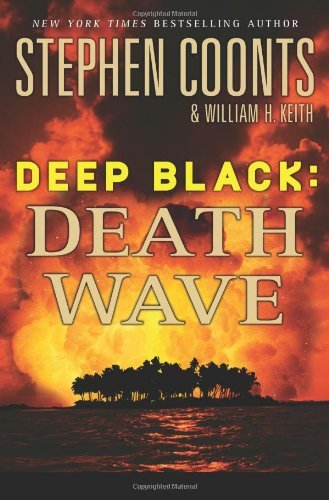 Stephen Coonts Deep Black Death Wave