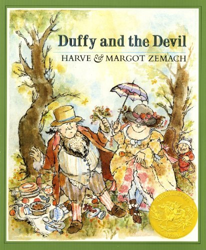 Harve Zemach Duffy And The Devil A Cornish Tale
