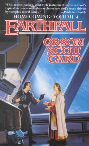 Orson Scott Card Earthfall Homecoming Volume 4