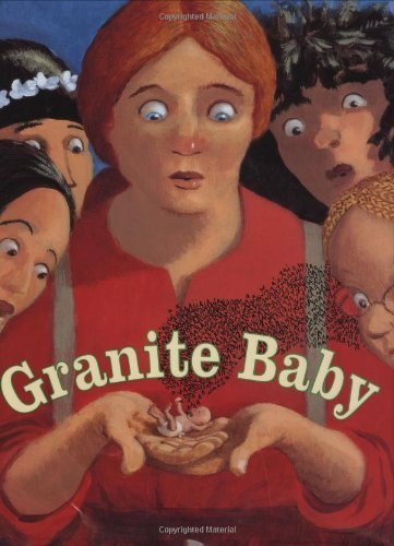 Lynne Bertrand Granite Baby