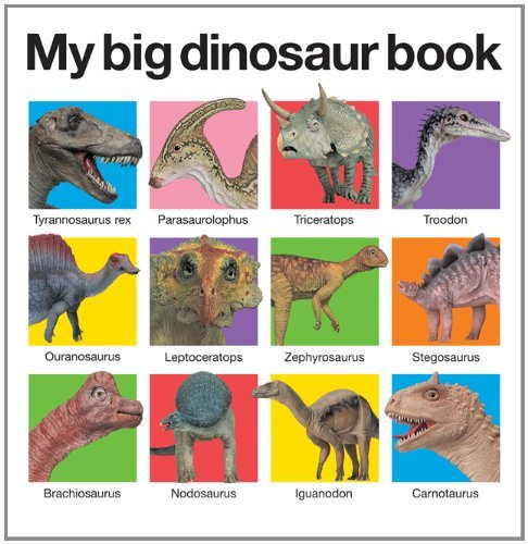 Roger Priddy My Big Dinosaur Book