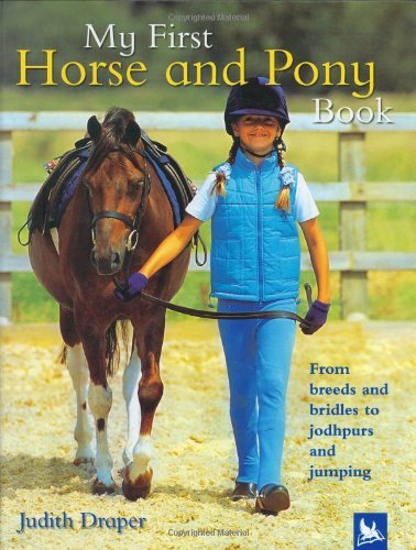 Judith Draper My First Horse And Pony Book