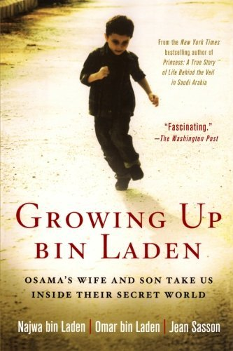 Najwa Bin Laden Growing Up Bin Laden Osama's Wife And Son Take Us Inside Their Secret