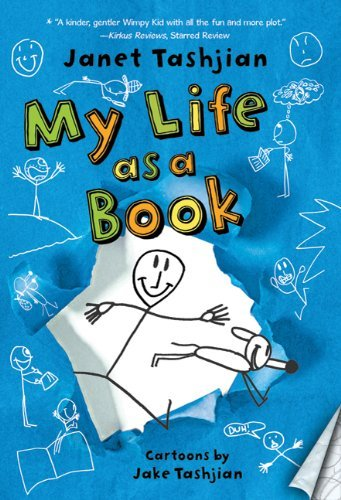 Janet Tashjian My Life As A Book
