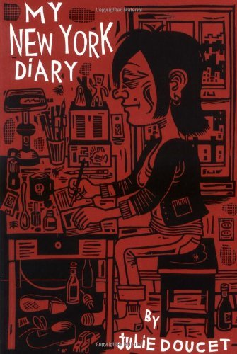 Julie Doucet My New York Diary 0002 Edition;