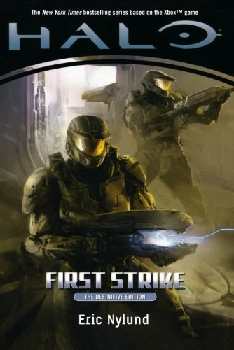 Eric Nylund Halo First Strike First Strike Definitive