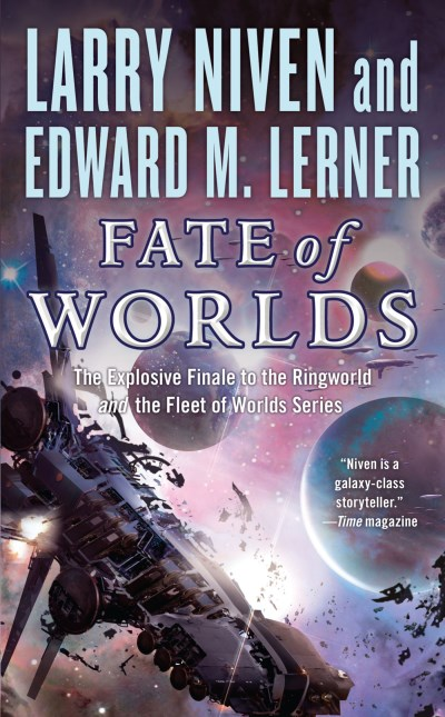 Larry Niven Fate Of Worlds Return From The Ringworld