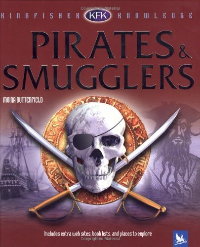 Moira Butterfield Pirates & Smugglers