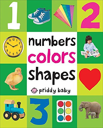 Roger Priddy Numbers Colors Shapes