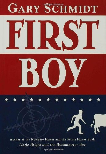 Gary D. Schmidt First Boy
