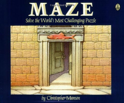 Christopher Manson Maze A Riddle In Words & Pictures
